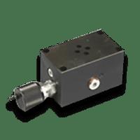 Hydraulic Single Subplate - Cetop 3 / NG06