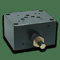 Hydraulic Single Subplate - Cetop 5 / NG10