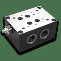 Hydraulic Single Subplate - Cetop 7 / NG16