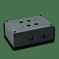 Hydraulic Single Subplate - Cetop 8 / NG25
